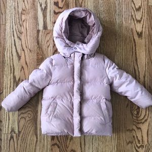 GAP Down-Filled Puffer Coat with Removable Hood